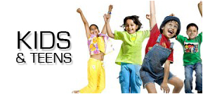 Kids and Teens Classes' details